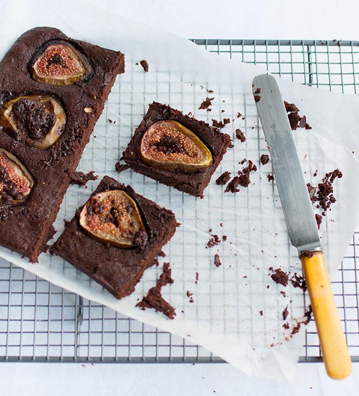fig brownies