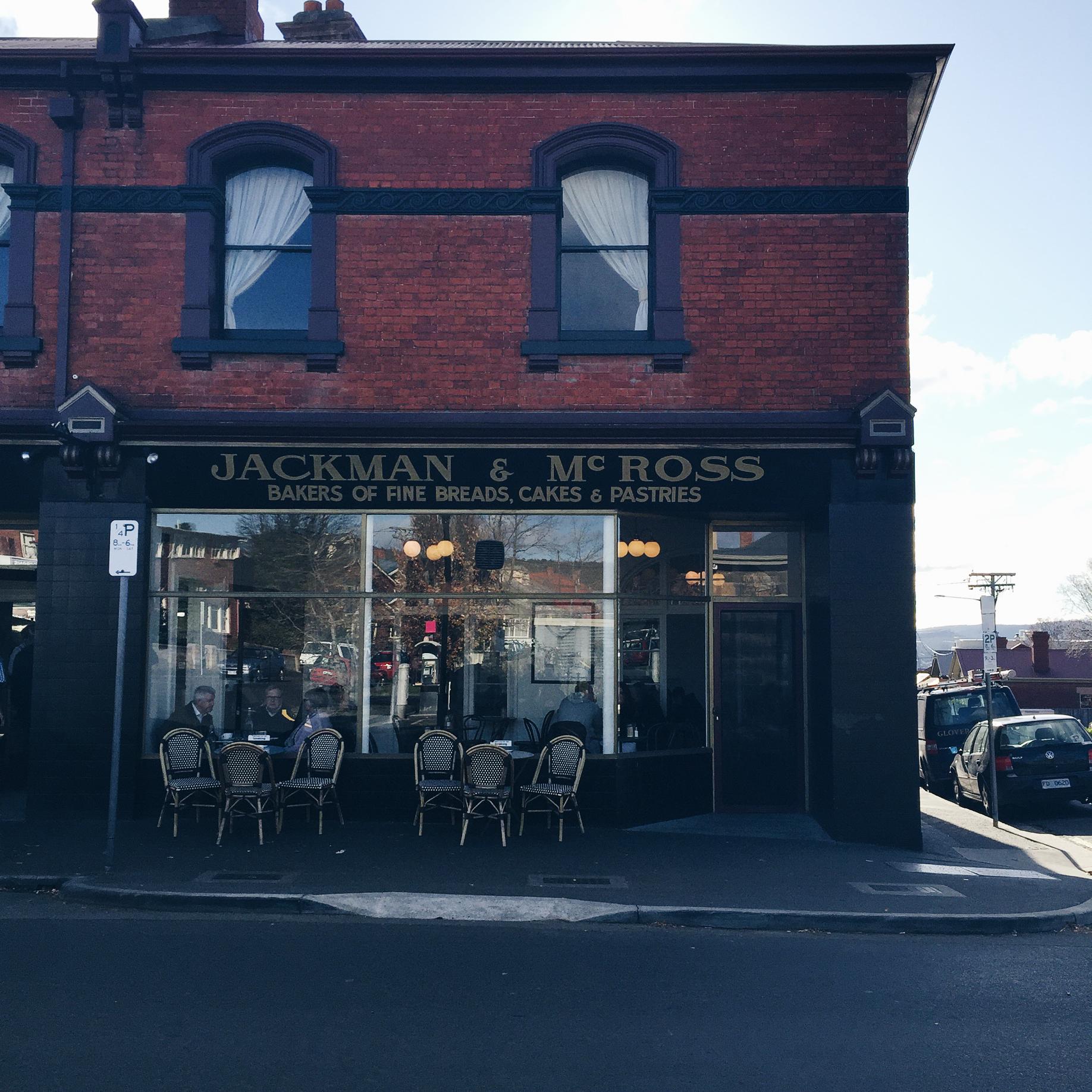 Jackson mcross bakery