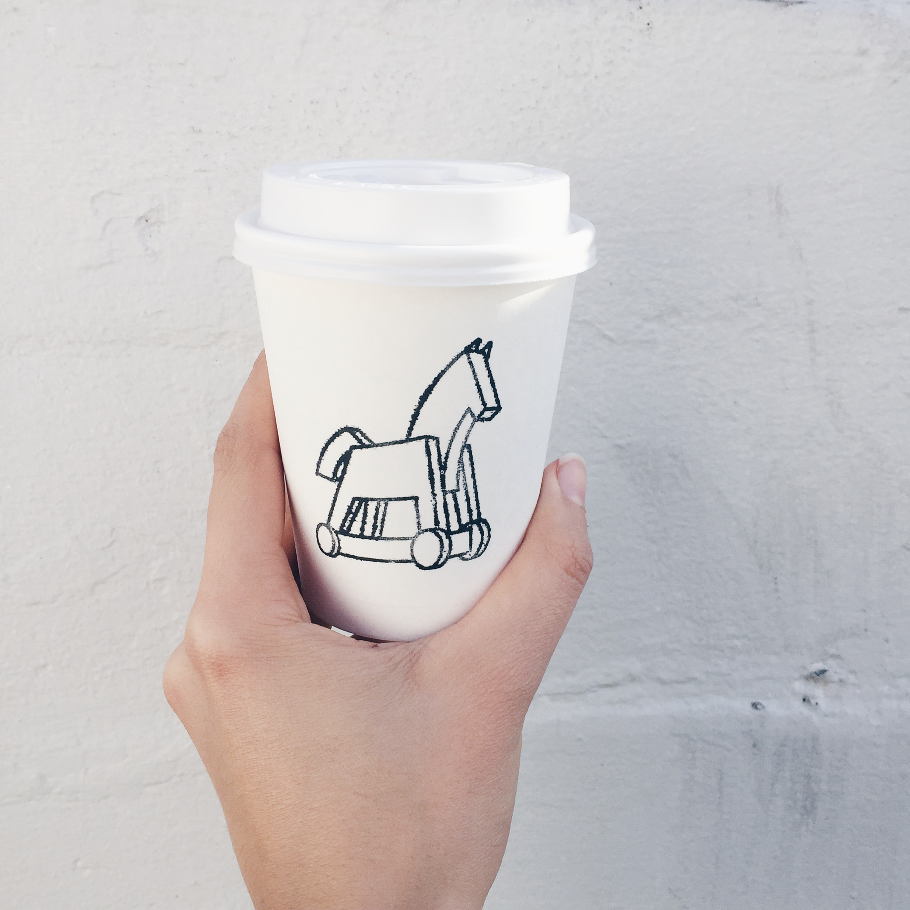 room for a pony coffee
