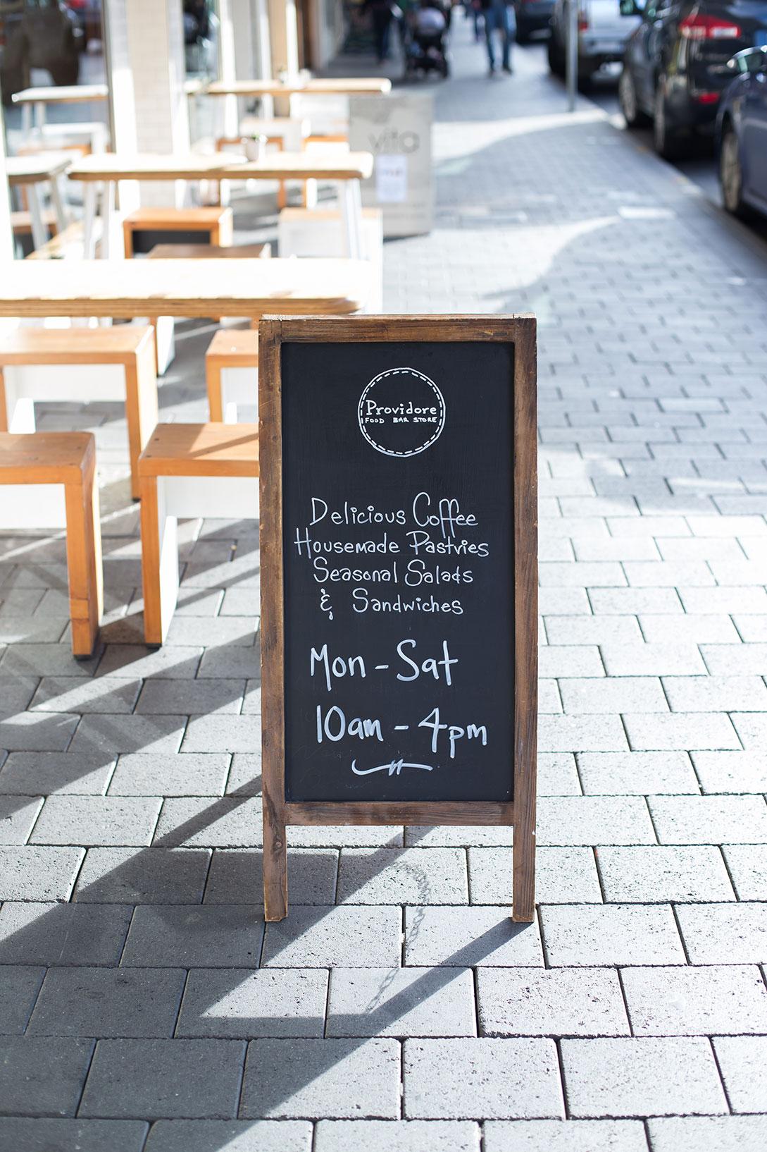 providore cafe hobart