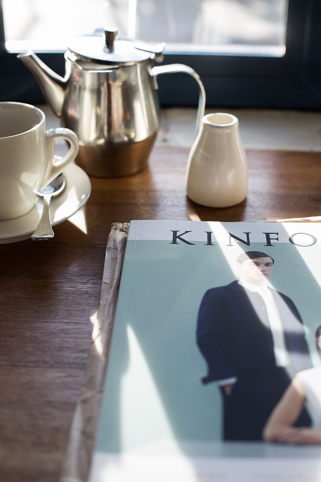 tea and kinfolk