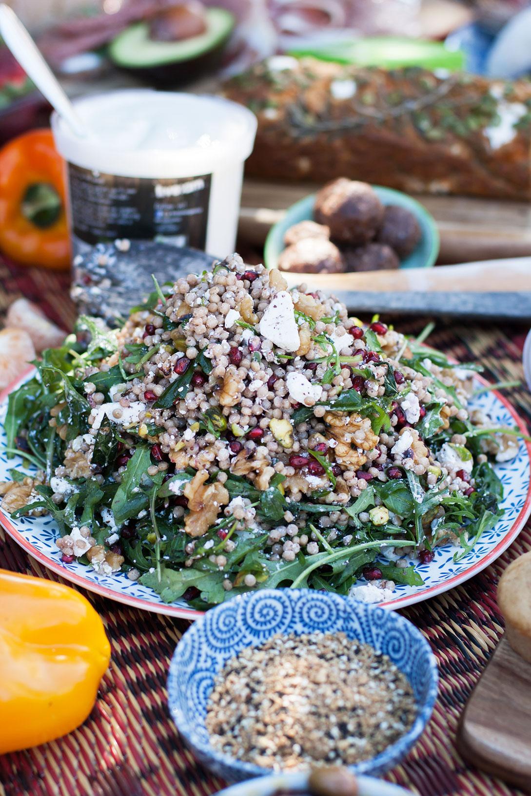 cous cous salad
