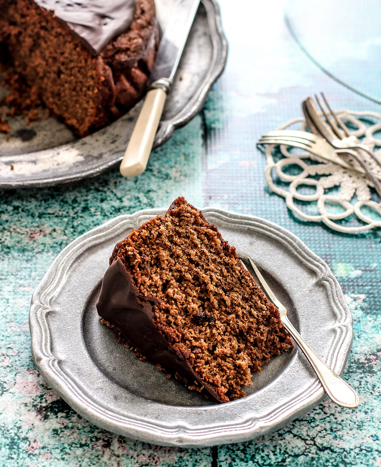 polish gingerbread cake
