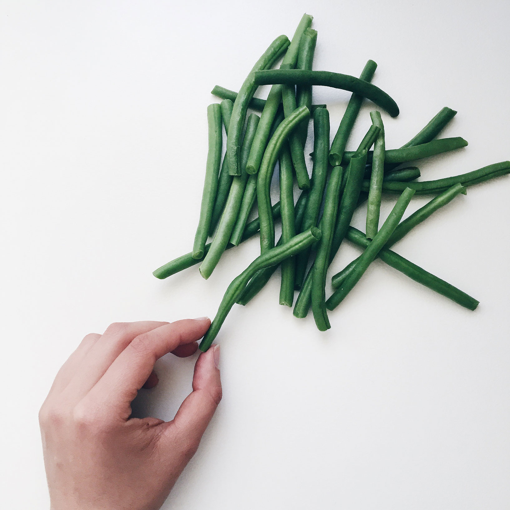 The Alimental Sage | Green Beans