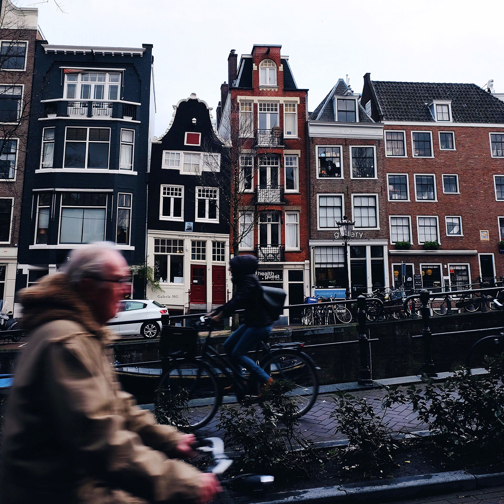 Amsterdam | The Alimental Sage