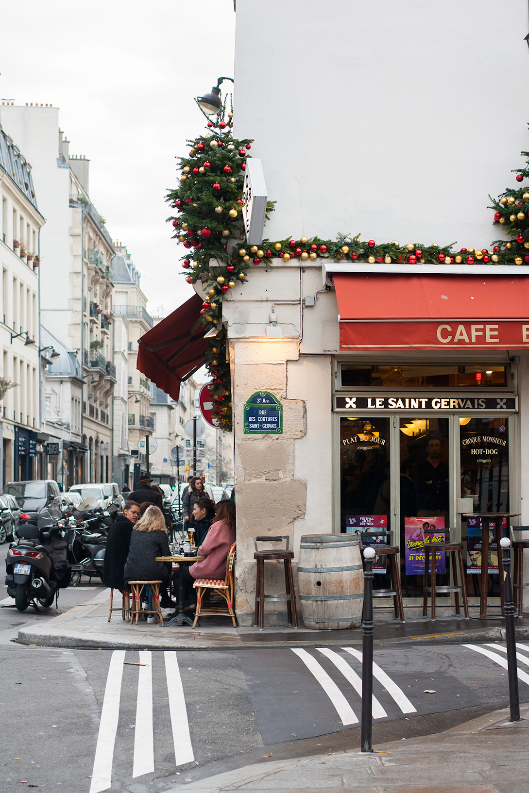 Weekend in Paris | The Alimental Sage