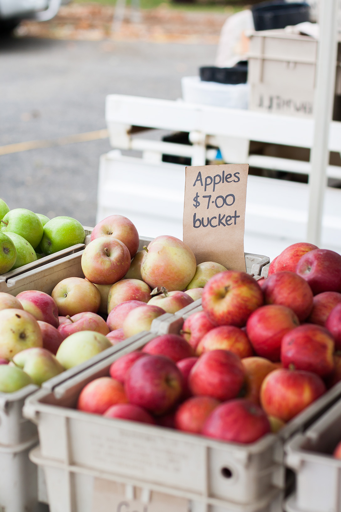 Millthorpe Market Apples