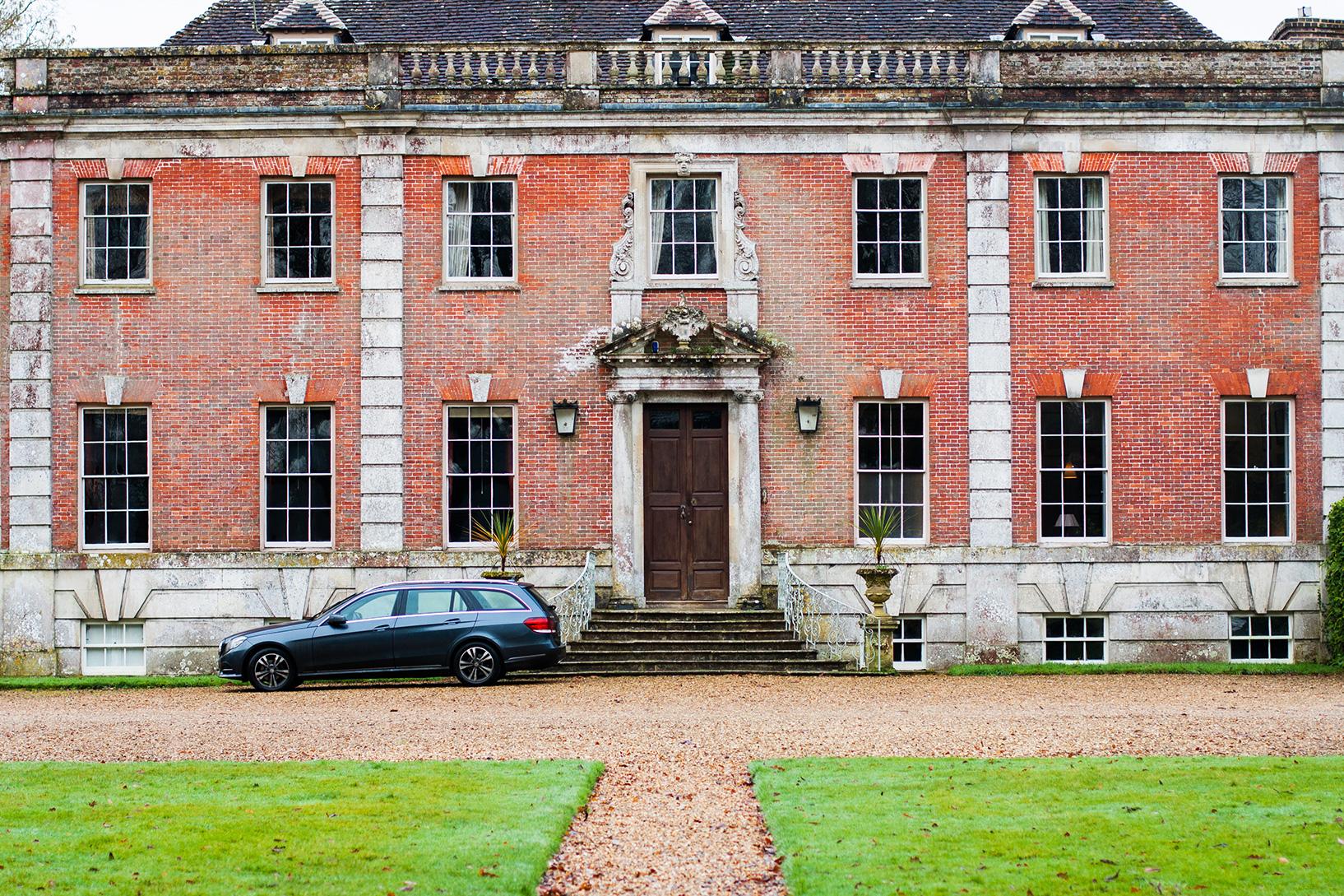 Dean's Court main house
